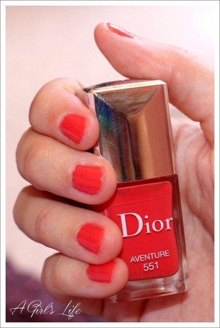 vernis Dior aventure