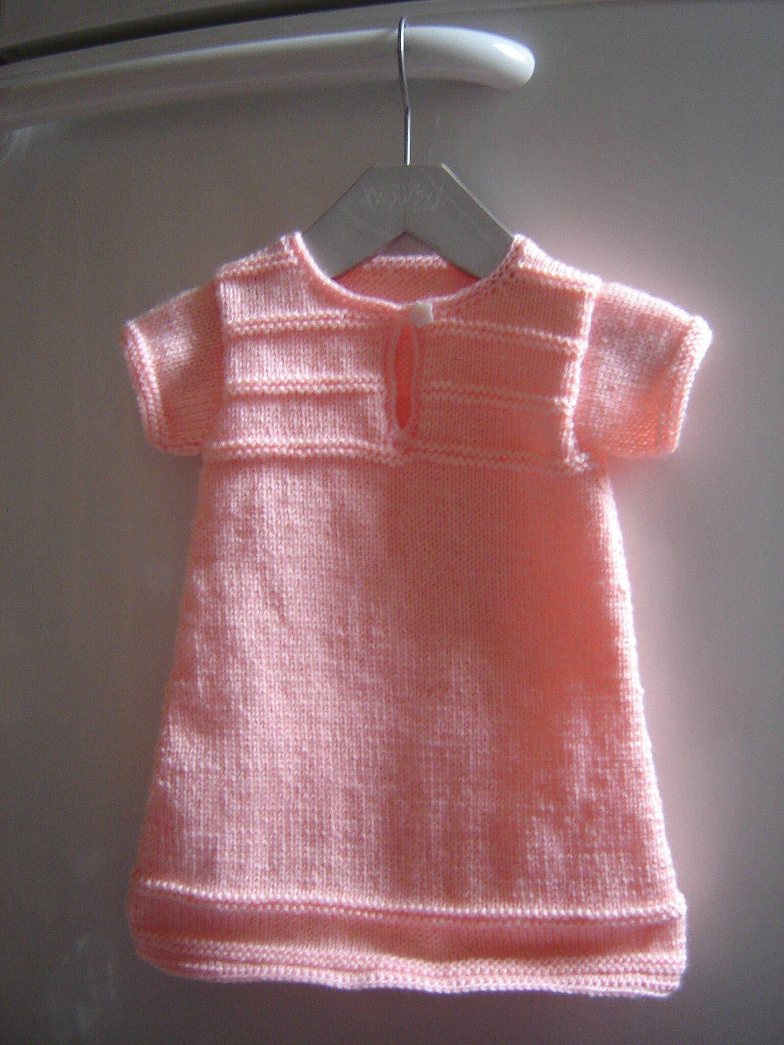 Modele De Robe En Laine Bebe Modèles Populaires De Robes