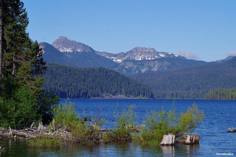 Bumping Lake 2