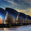 La thames barrier