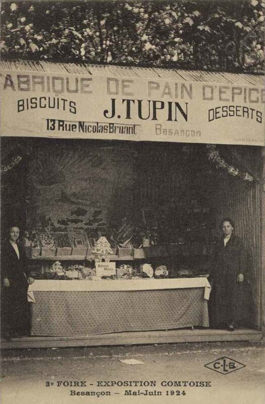 foire expo 1924 stand Tupin 4