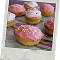 ...et cupcakes girly version les petites cigales