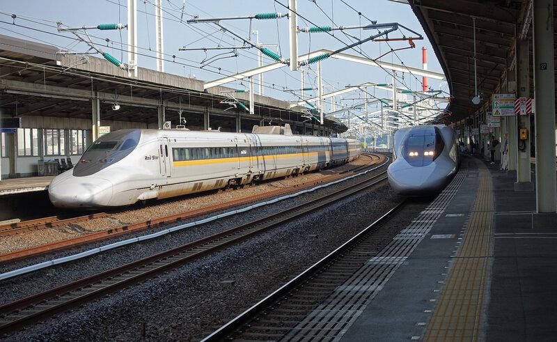 700 Railstar Tokuyama