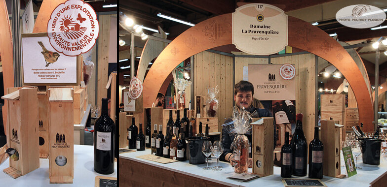 SALON_REGAL_stand_DOMAINE_LA_PROVENQUIERE
