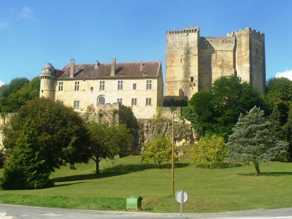 chateau excideuil