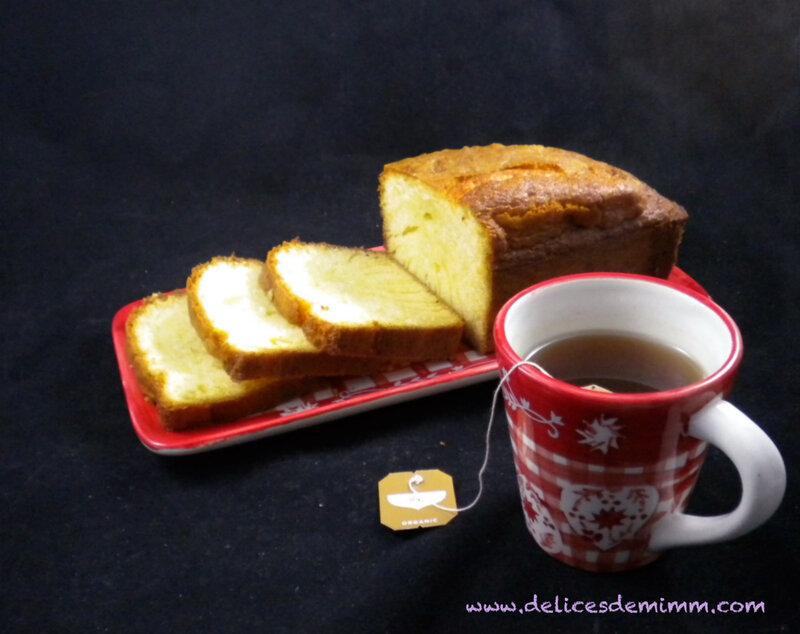 Gâteau tout simple au lait