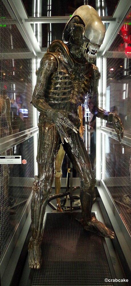 Alien EMP Seattle