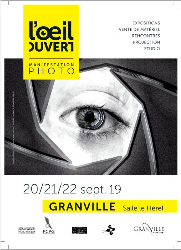 2019 OEIL OUVERT affiche