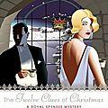 The twelve clues of christmas, de rhys bowen