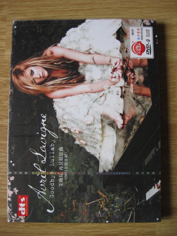 DVD Goodbye Lullaby-Asie (2011)