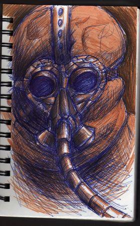 masque à gaz011