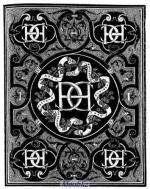 monogramme HenriII