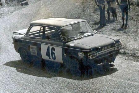 1968 - CC de Vuillafans (Yves Evrard NSU TTS N° 46 - 500 KR 01) (N&B) 02