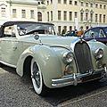 Talbot lago t26 record cabriolet 1949