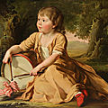 Major rediscovered portrait by joseph wright of derby among master paintings unveiled at london art week