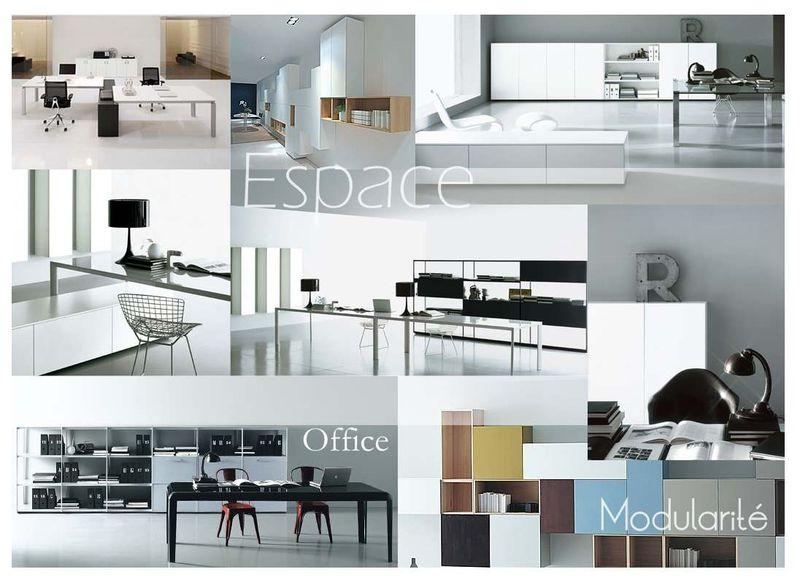 Decoration Interieur : Planche deco bureau album photos stinside architecture