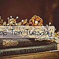 Top ten tuesday ~ 105 : les 10 plus belles couvertures