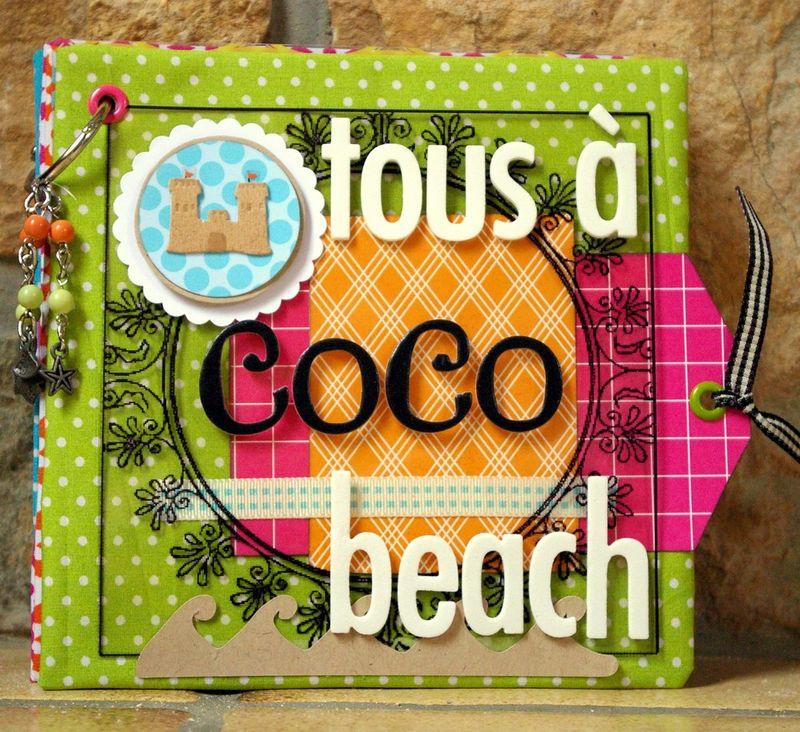 Tous à Coco Beach