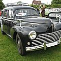 Peugeot 203 familiale (1950-1956)