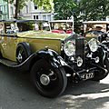 ROLLS ROYCE Phantom II Sports Saloon 1933 Baden Baden (1)