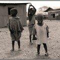 Enfants masaï