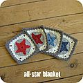 Mon all-star blanket