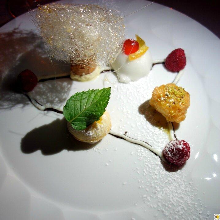 Un voyage au chocolat - cannolo, cassata, sfinge, cassata cuite (1)