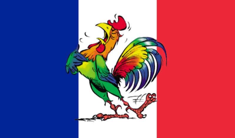 Drapeau-France-Coq-Football