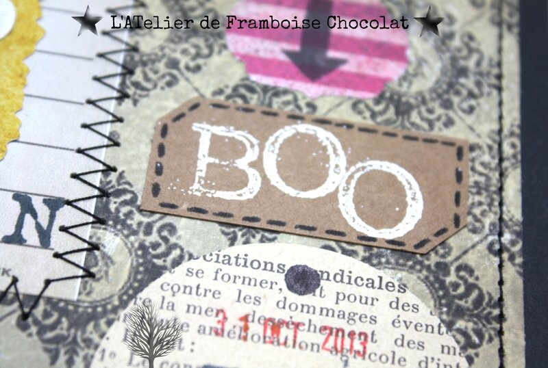 Carte Halloween_5 L'Atelier de Framboise Chocolat