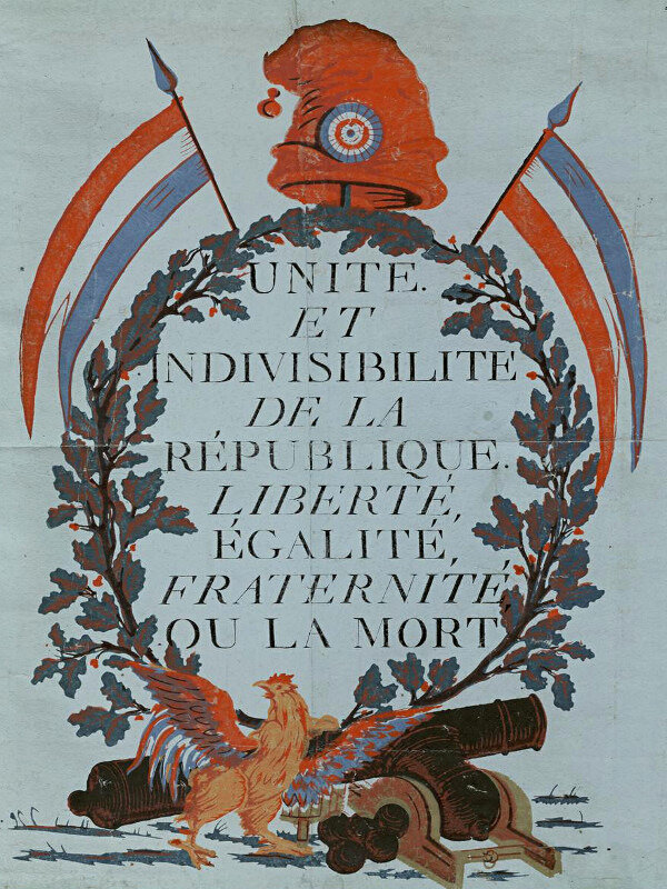 LA REPUBLIQUE INDIVISIBLE