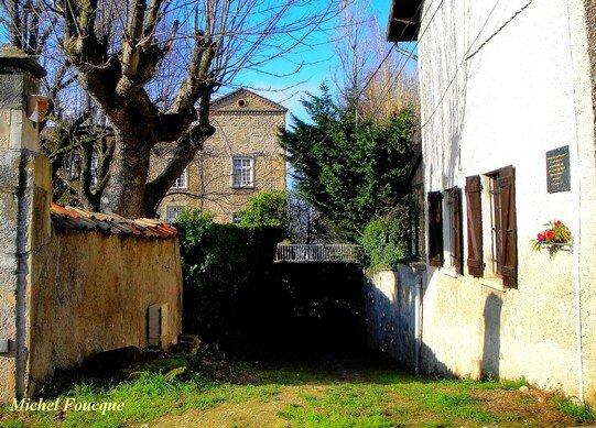 17) balade Feyzin château Hurlevent