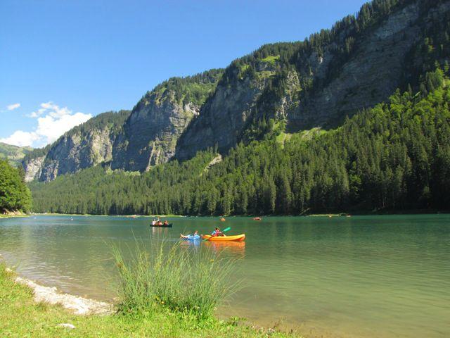 Lac de Montriond3