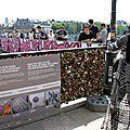 Pont des arts, art urbain, cadenas_8921