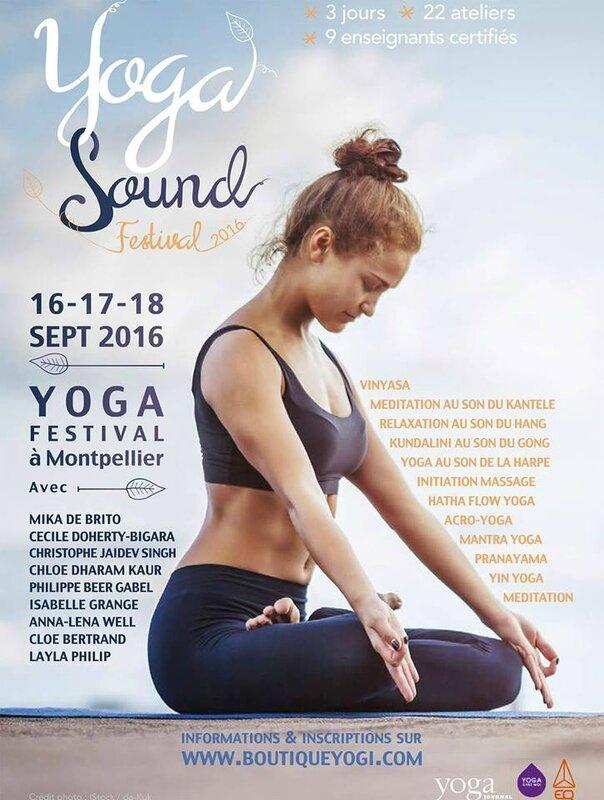festival sound yoga