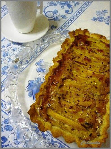 tarte aux poires 02