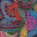 Prochain stage crochet freeform