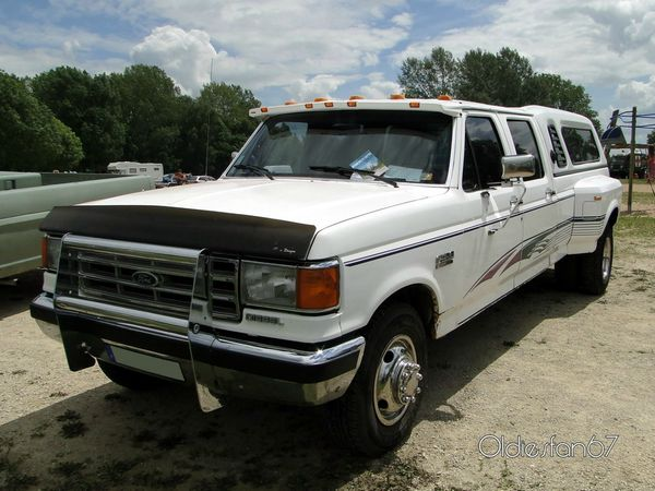 ford f350 xlt dually 1987 1991 a