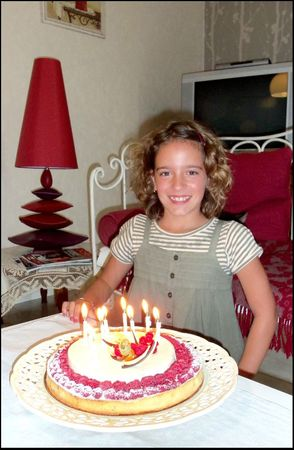 9 ans Tiphaine 1