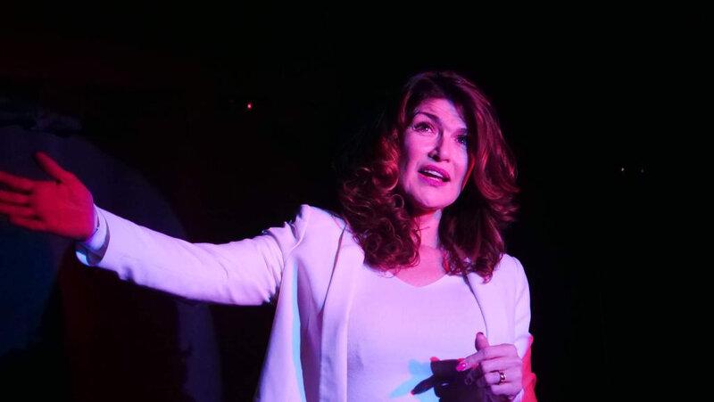 Florence Conan à la Comédie Dalayrac