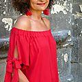 La petite robe rouge #2