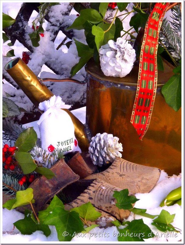 En attendant le Père-Noël