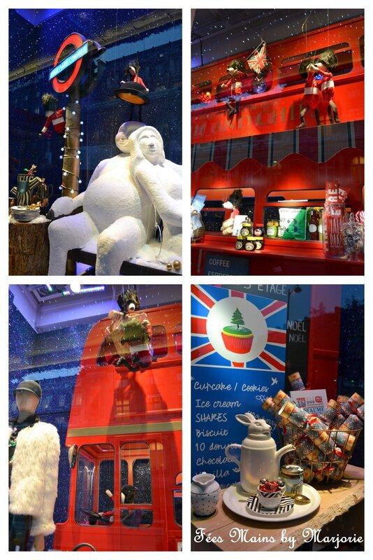 Paris vitrines Noel BHV 2