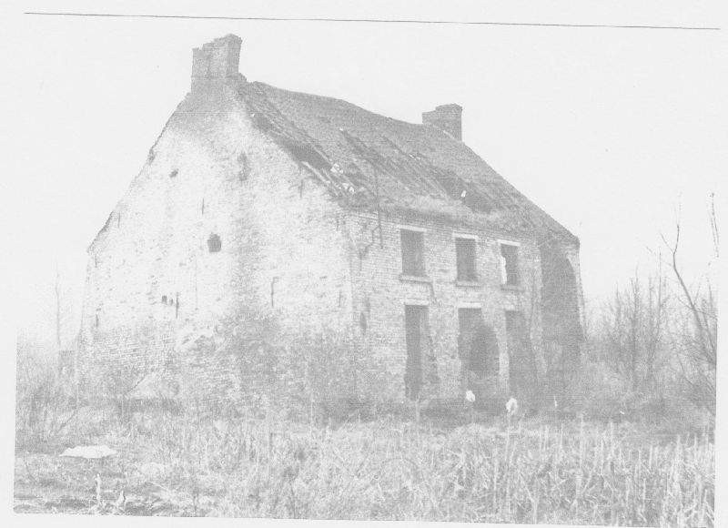 Maison Ducrucq - photo ruïne - avant