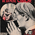 L'assassinat de la mère cibiche