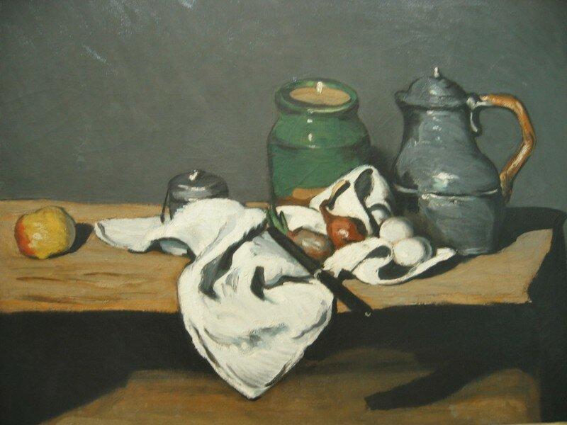 Paul Cezanne Peintre Randorif