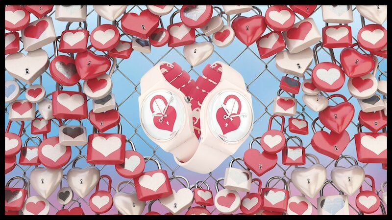 swatch valentine 1