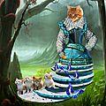 Cartes avec chats : en mai on fait ce qui nous plait!