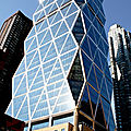 Hearst tower - new york - etats-unis