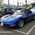 Chevrolet corvette C5 targa (Rencard Burger King juin 2013) 01