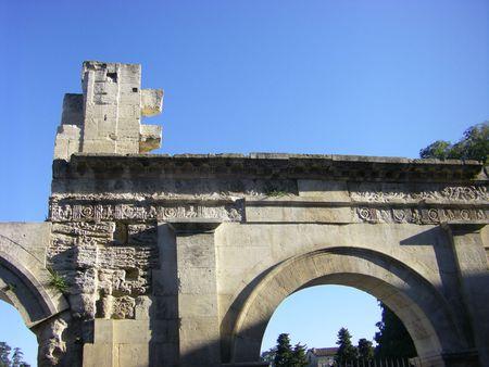 Catherine à Arles